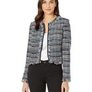 Juicy Couture Black Label Tweed Jacket
